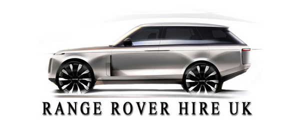 Range Rover Hire UK - Logo
